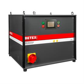 BETEX MF Quick-Heater 2.5 Middle-Frequency technology - 44kW
