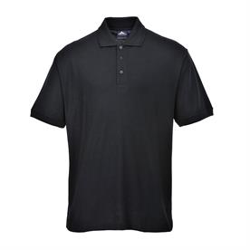 Black Naples Polo Shirt