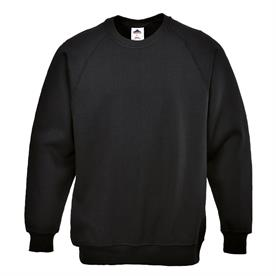 Roma Sweat Shirt Black