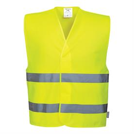 Twin Band Hi-Vis Vest