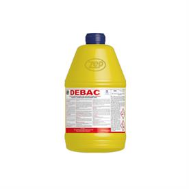 DEBAC Concentrate Powerful Detergent and Sanitiser
