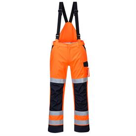 Portwest Large Modaflame Rain Multi Norm Arc Trousers Flame Resistant / Trousers
