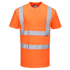Hi-Vis T-Shirt RIS Orange