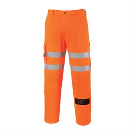 Rail Combat Trousers Orange RT46
