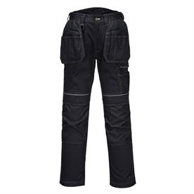 PW3 Holster Black Work Trousers