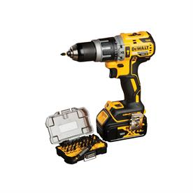 18V Brushless 2nd Generation Combi Drill