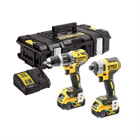18V Brushless Tool Connect Hammer Drill and Impact Driver Twin Pack