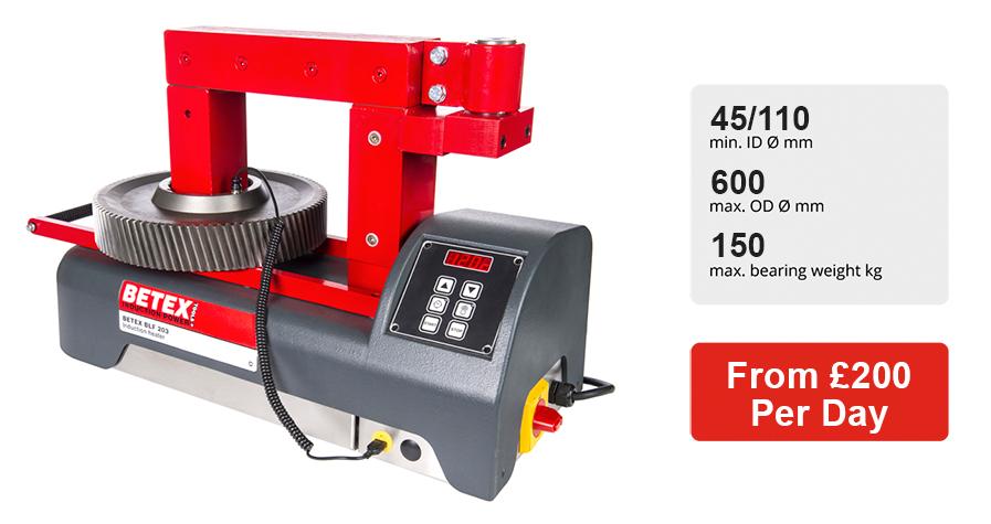 induction heater BETEX BLF 203