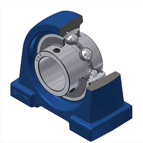UCPA Selflube Ball Bearing Units